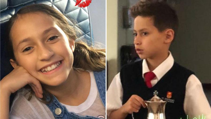 Los hijos de Jennier Lopez