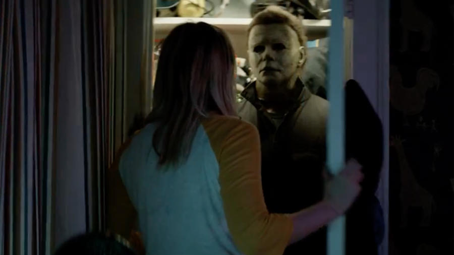 "Watch The Trailer for ""Halloween"""