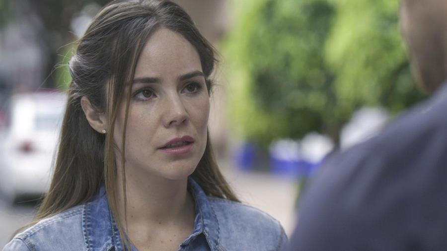 Camila Sodi en Falsa Identidad