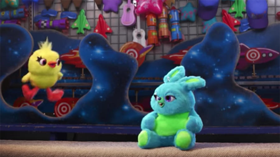 "Watch ""Toy Story 4"" Introduce Two of Its Funniest Characters Yet"