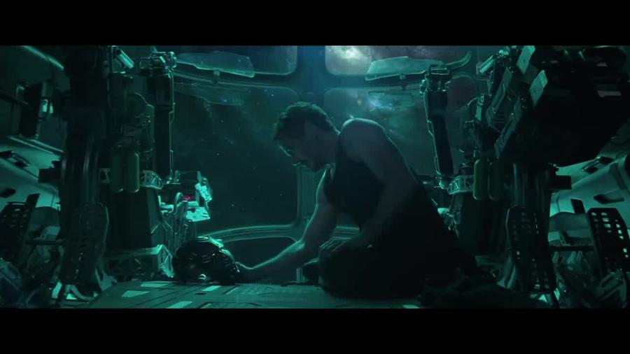 "Watch The Trailer for ""Avengers: Endgame"""