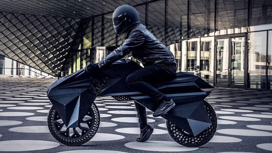 Motoclicleta NERA