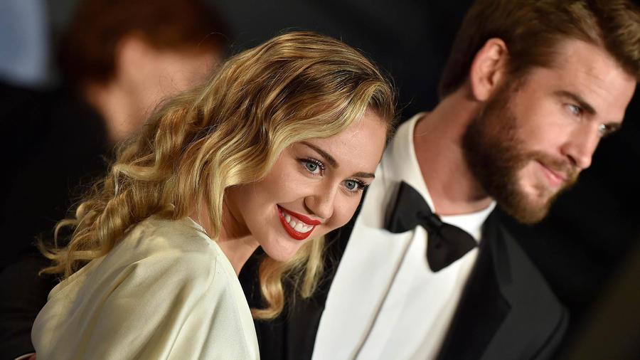 Miley Cyrus reveló nuevas fotos de su boda