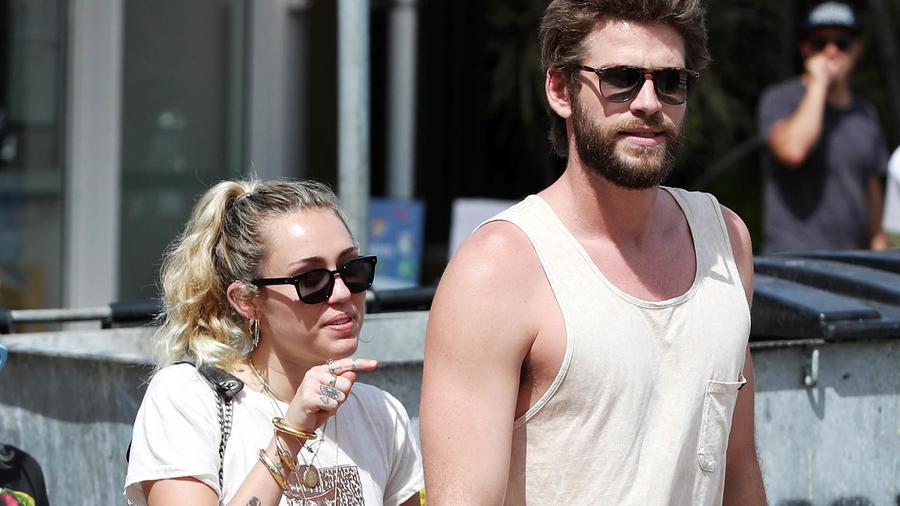 Liam Hemsworth jugó otra broma a Miley Cyrus
