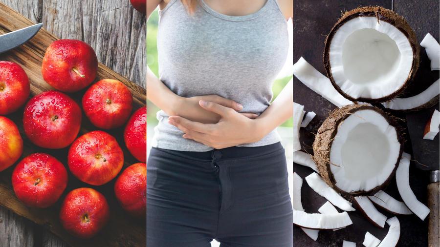 Alimentos contra la gastritis