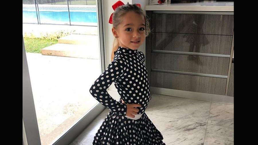 Alaïa en el ballet