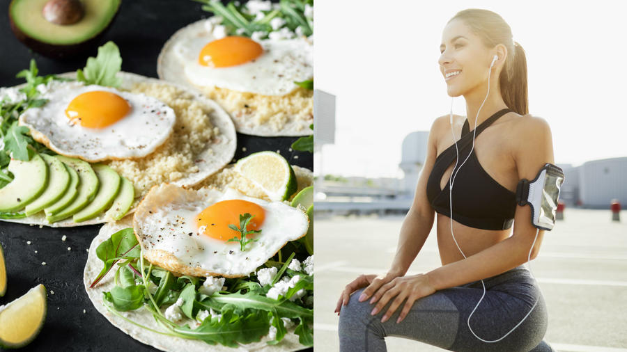 Alimentos saludables para tener energía