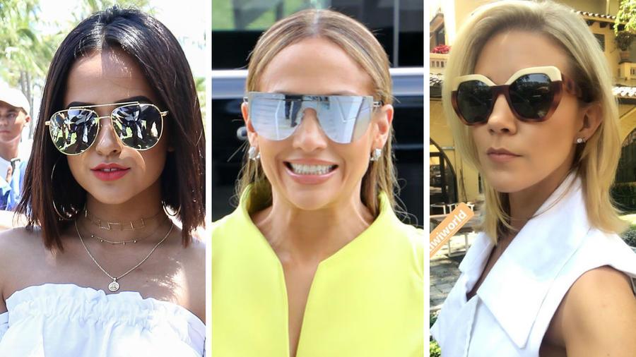 Becky G, Jennifer Lopez y Fernanda Castillo