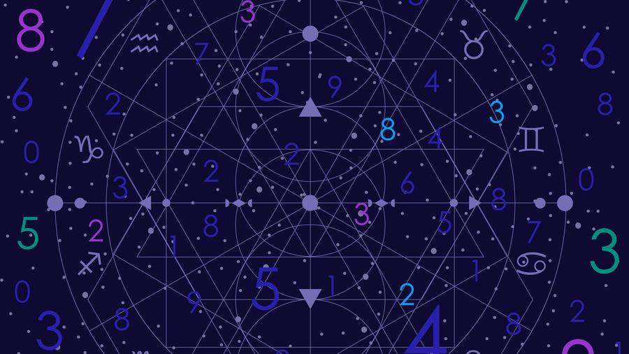 Números astrales