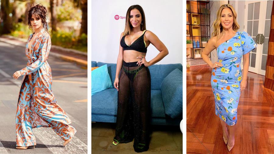 Camila Cabello, Anitta y Chiquibaby