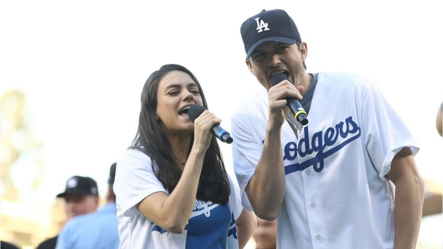 Ashton Kutcher and Mila Kunis: Parenting Goals