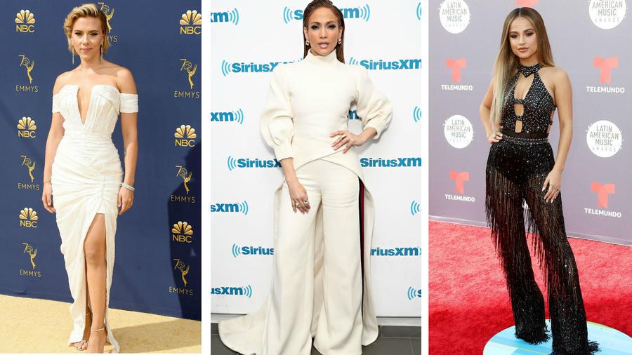 Scarlett Johansson, Jennifer Lopez y Becky G