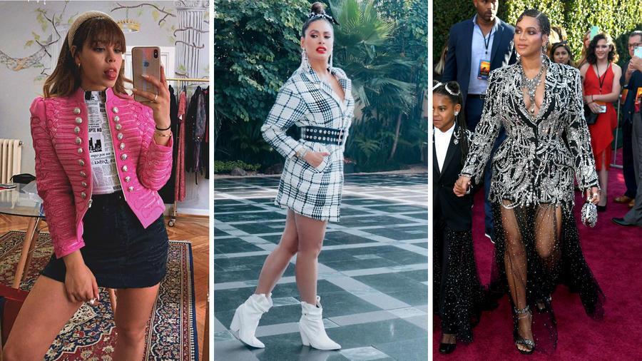 Danna Paola, Galilea Montijo y Beyoncé