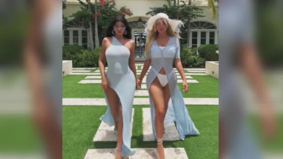 Kyle Jenner y Stassie de vacaciones