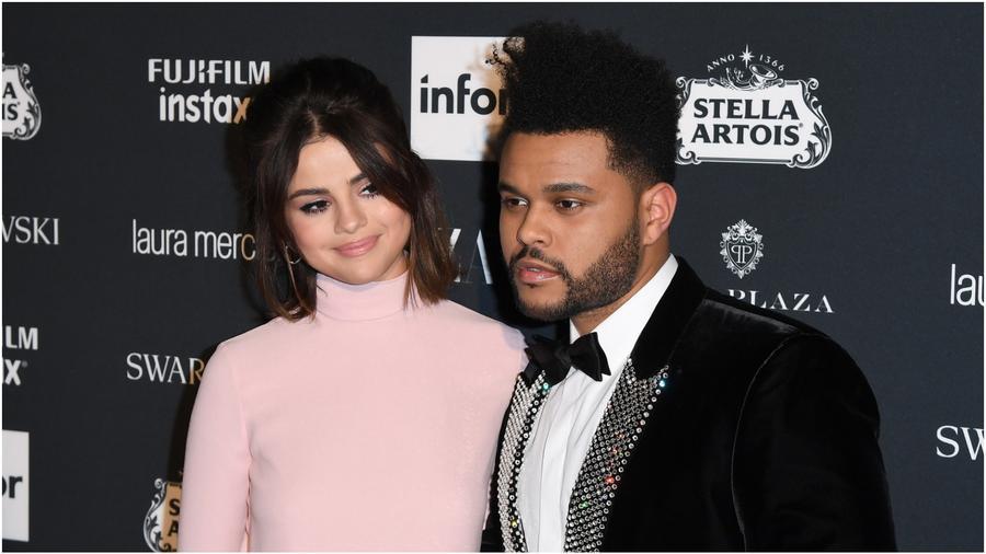 Selena Gomezy The Weeknd