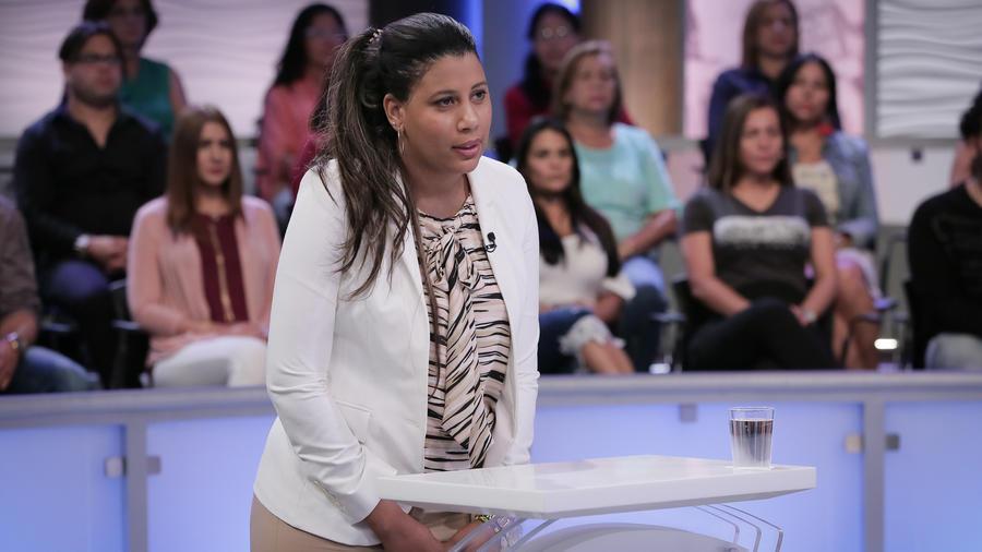 Yaima exige un tratamiento psicológico para su madre