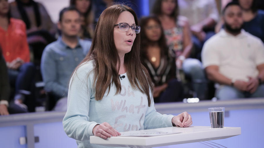 Alejandra está preocupada por la salud mental de su hijo