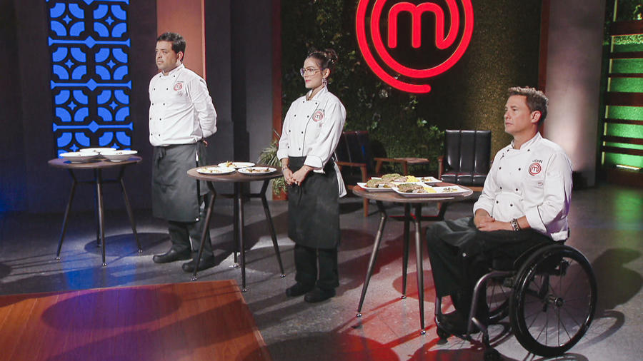 Gran final de MasterChef Latino 2