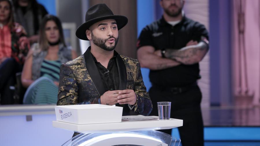 José Ariel alega que no usa piel de animales en sus desfiles de moda