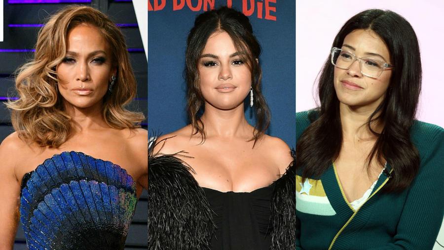 Jennifer Lopez, Selena Gomez y Gina Rodríguez