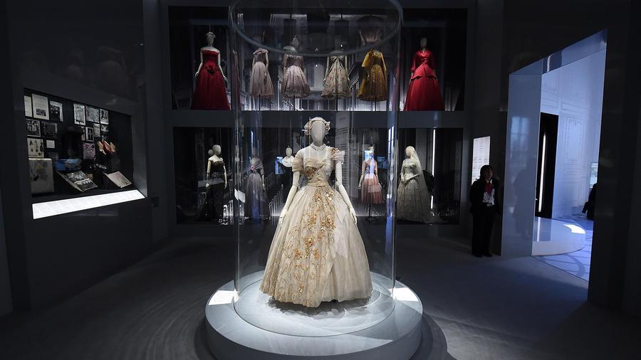 Vestidos de Christian Dior