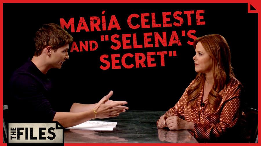 Christian Acosta and María Celeste Arrarás in Latinx Now!: The Files
