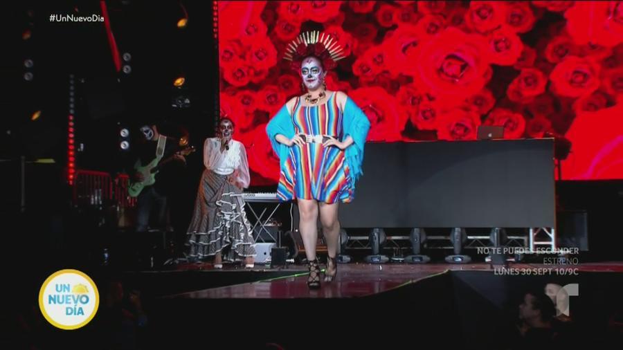 Desfile de moda de la comunidad LGBTQ
