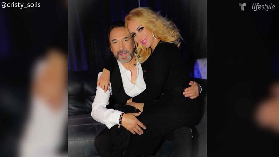 Cristy Solís y El Buki