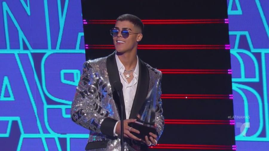 2019 Latin AMAs: Lunay Reveals What Keeps Him Grounded