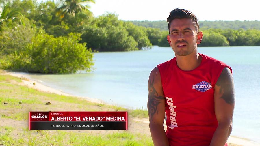 Venado Medina habla en entrevista