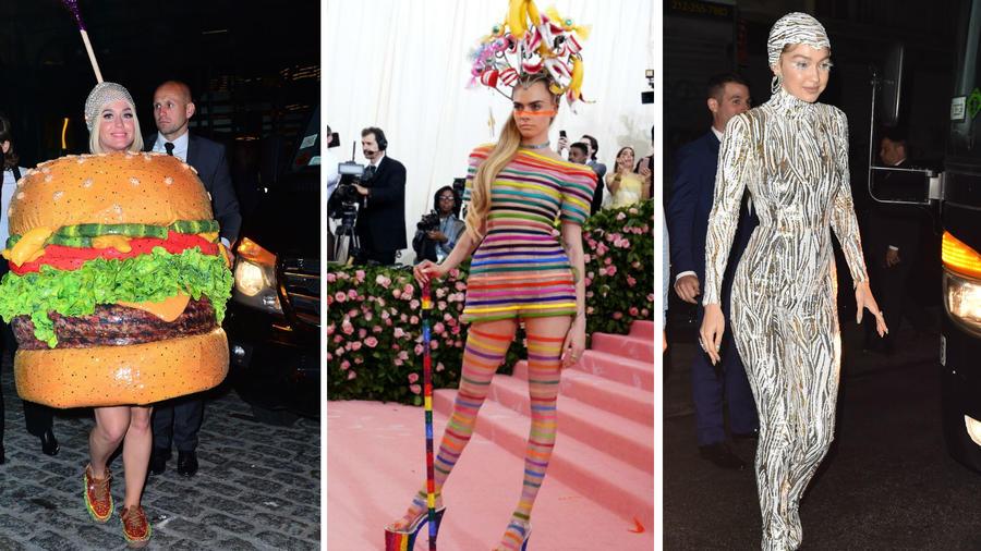 Katy Perry, Cara Delevingne y Gigi Hadid
