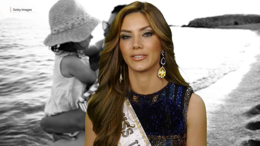 Miss Argentina, Mariana Varela