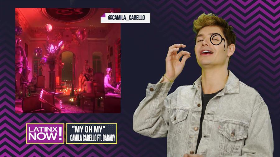 """Christian Acosta en New Music Drop: Camila Cabello y Dababy en """"My Oh My"""""""