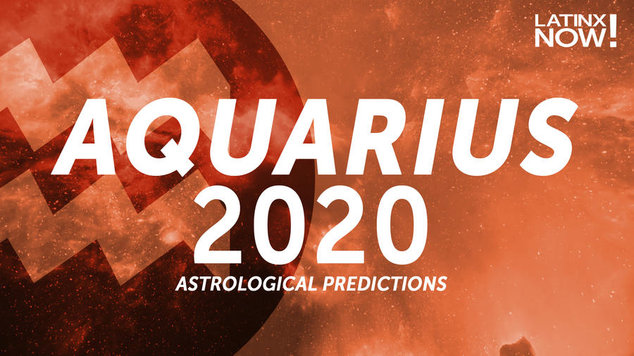 Aquarius, Astrology predictions 2020