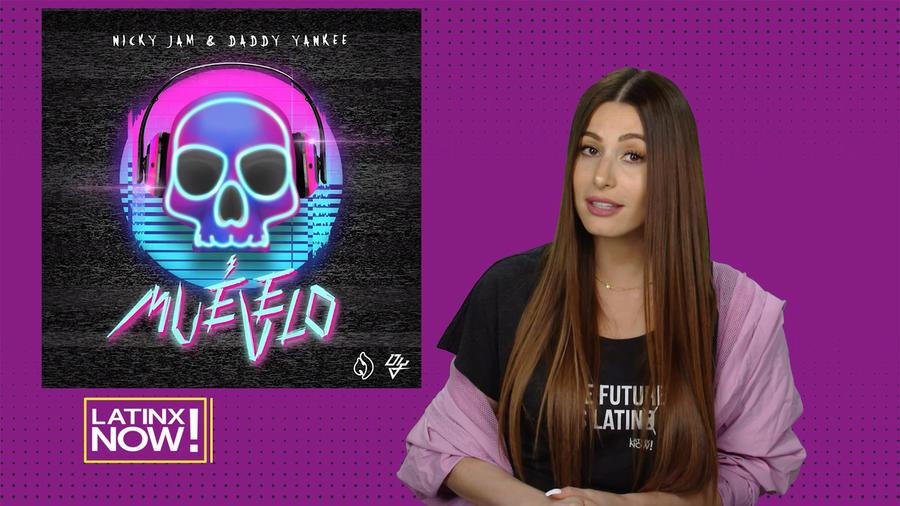 """Cover de """"Muévelo"""" de Nicky Jam y Daddy Yankee y Nastassja Bólivar"""