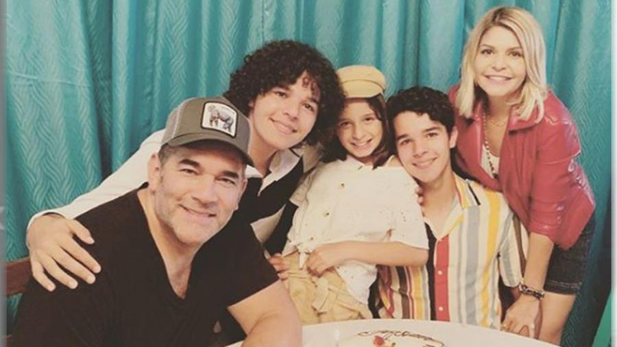 Familia Itatí Cantoral