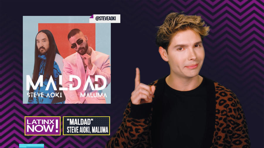 Christian Acosta, New Music Drop: Maluma and Steave Aioki, Maldad