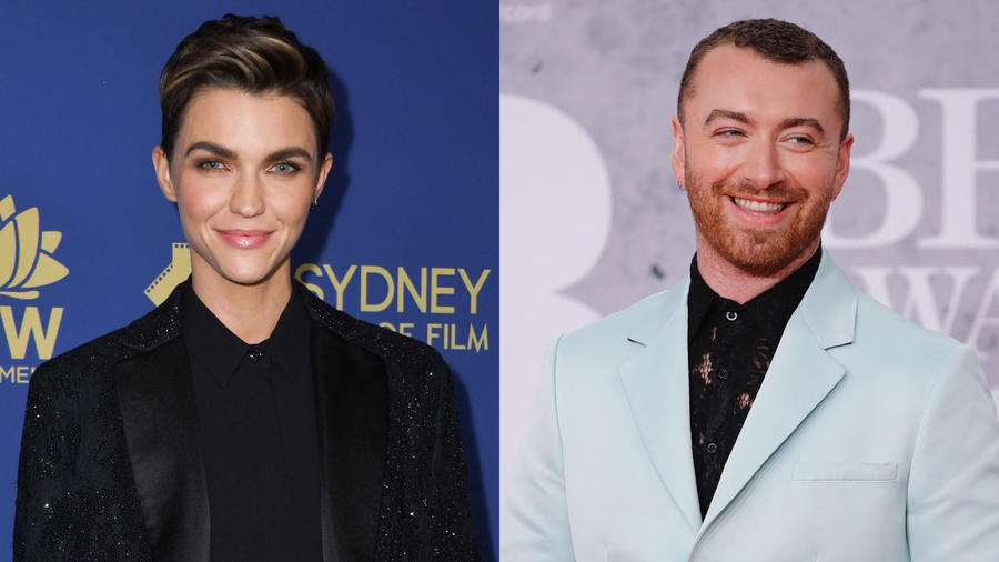 5 Celebrities Who Identify as Non-Binary or Gender-Fluid- Ruby Rose, Sam Smith & More