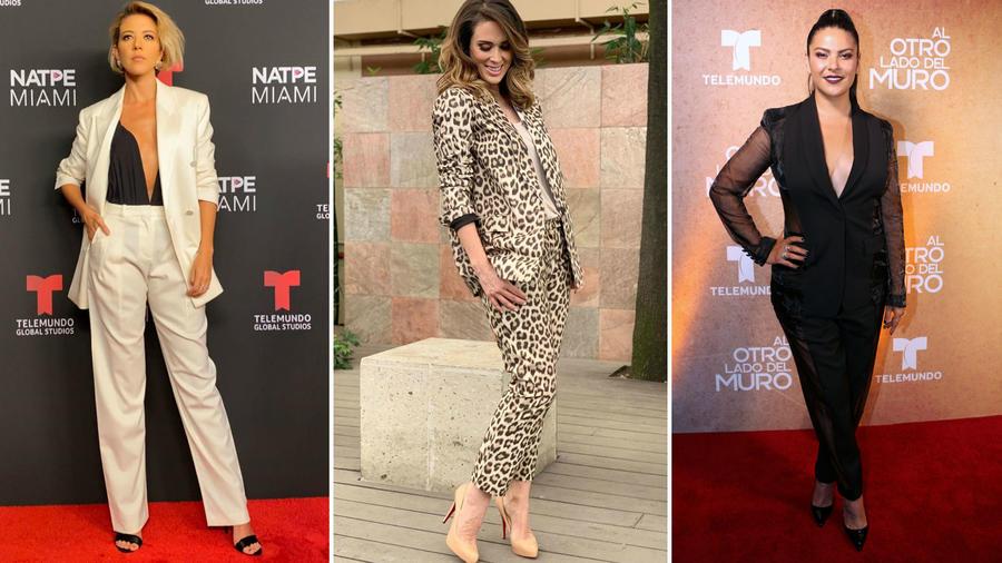 Fernanda Castillo, Jacky Bracamontes y Litzy