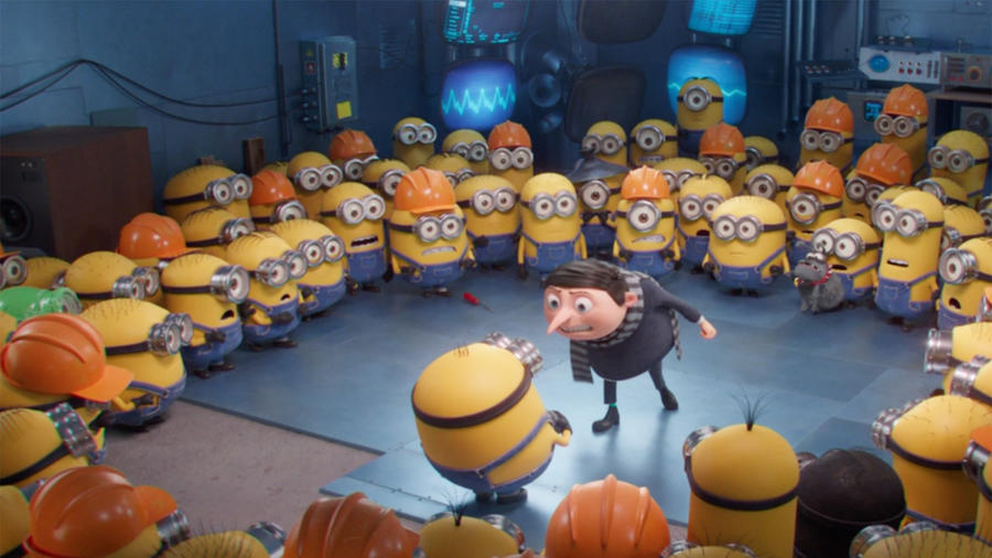Minions: The Rise of Gru trailer