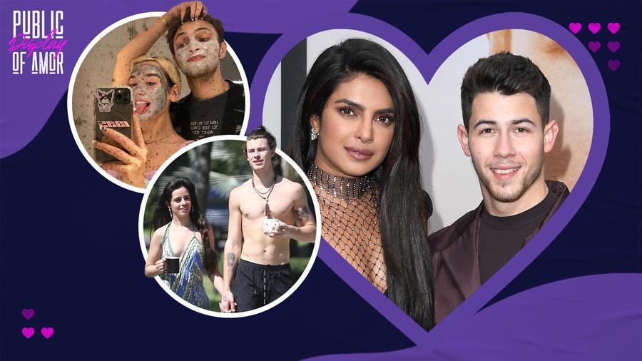 Love and Quarantine: Nick & Priyanka, Camila & Shawn & More |Public Display of Amor