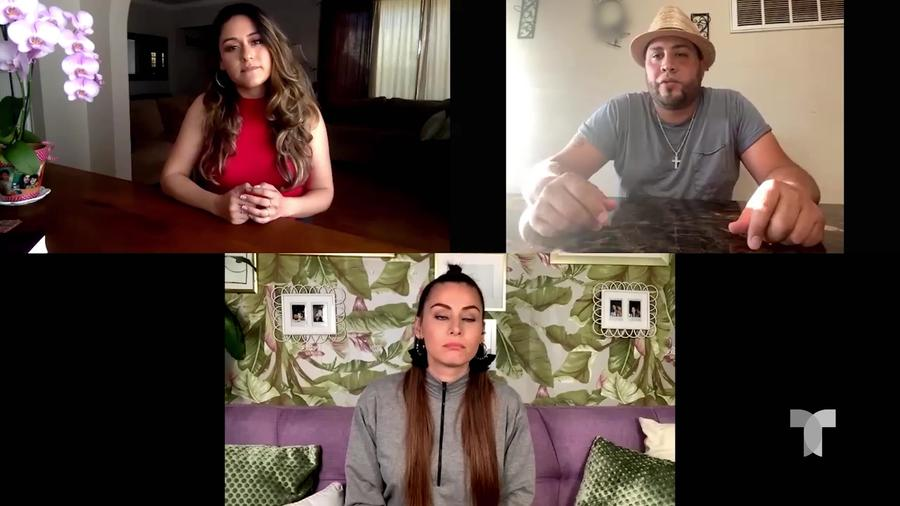 Sammy Colon y Lizette Rubio en la receta perfecta de La Voz US 2