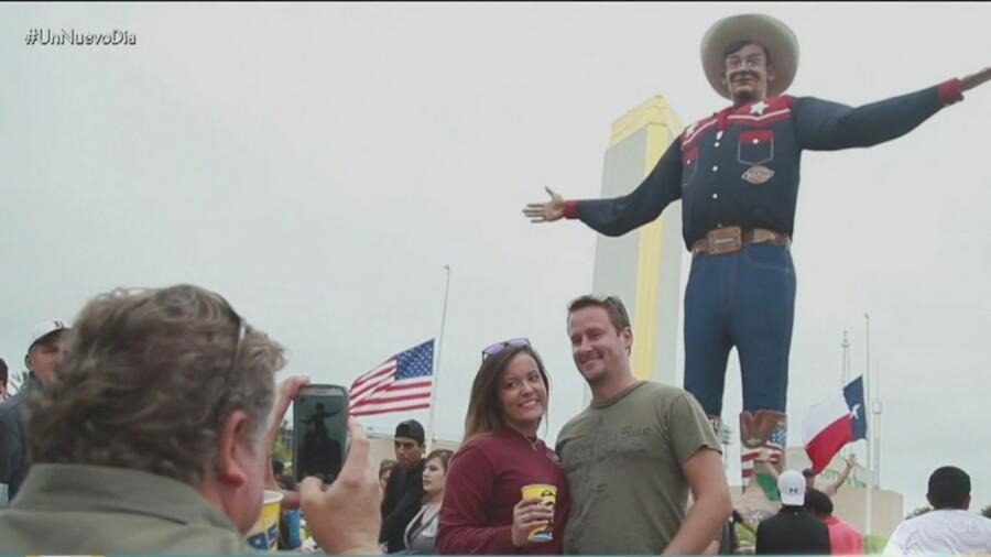 Feria en Texas