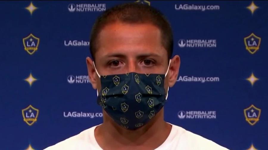 Chicharito Hernández jugará en el epicentro de la pandemia en EE.UU