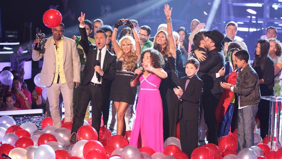Final de La Voz Kids
