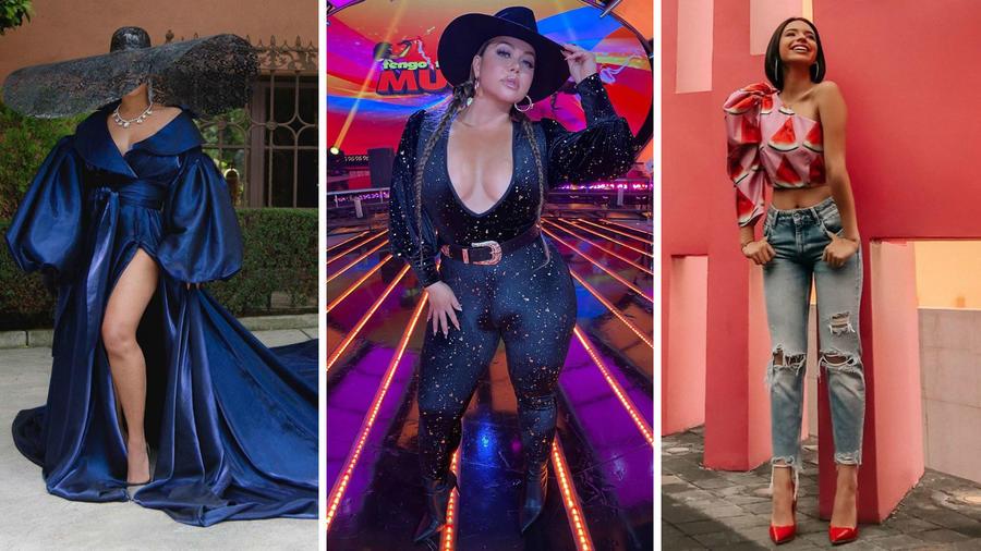 Beyoncé, Chiquis Rivera y Ángela Aguilar