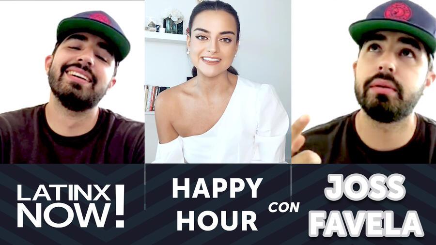 """Happy Hour con Joss Favela: de su canción """"Te Dije"""", la comida de Sinaloa, y más"""