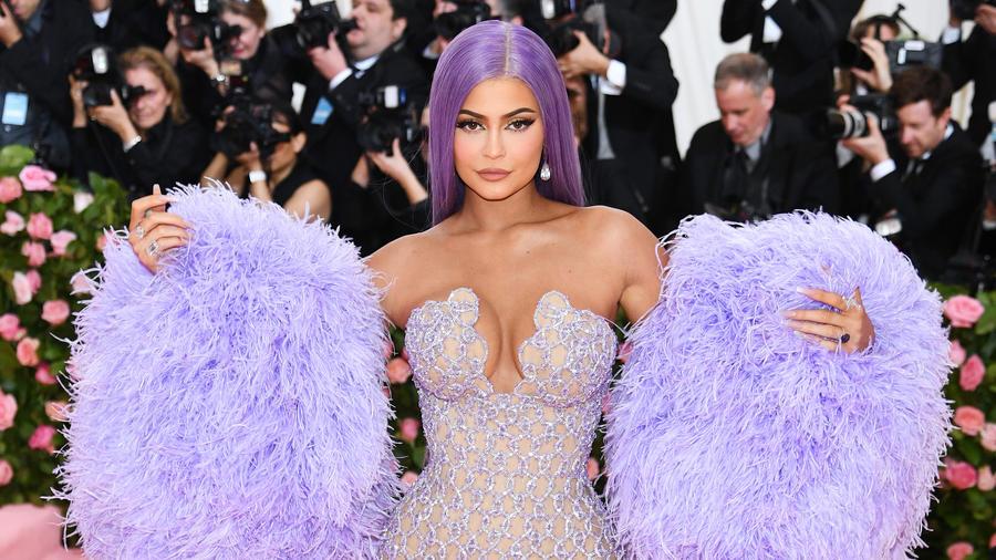 Kylie Jenner -Met Gala