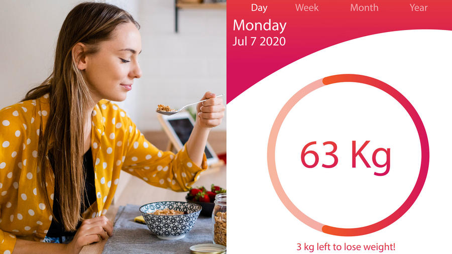 Apps para bajar de peso