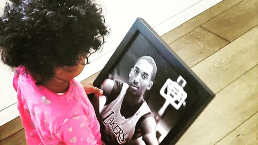 Hija de Kobe Bryant